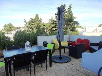 Photo for 2BR Apartment Vacation Rental in LE GRAU DU ROI
