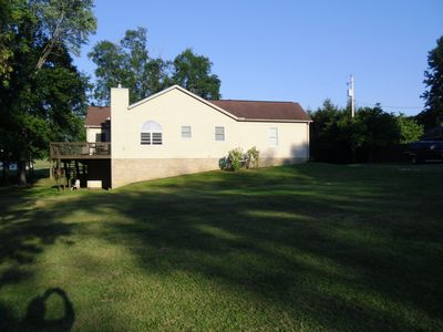 Photo for Rural setting in midst of quaint, small, historic town w/plenty of activities