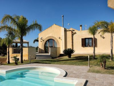 Photo for Villa Agaver with swimming pool overlooking the lake