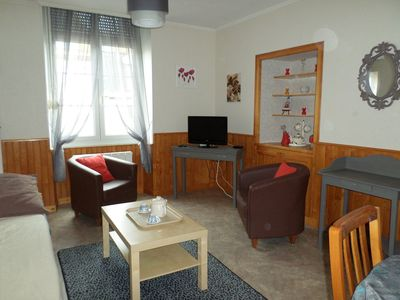 Photo for Holiday rental, Intra-Muros 10 minutes walk