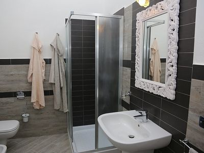 Photo for Apartment in the center of Orosei with Lift, Parking, Internet, Washing machine (120175)