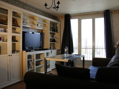 Photo for Cozy apartment in Colombes