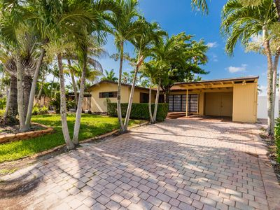 Photo for ***NEW Fort Lauderdale Riverfront Pool Home Oasis!