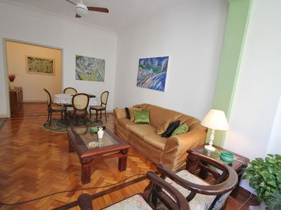 Photo for Great Apt in the heart of Copacabana