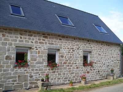 Photo for The farmhouse, Brittany between Quimper and sea spacious, comfortable and quiet