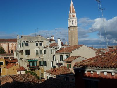 Delightful apartment in one of the most typical quarter of Venice