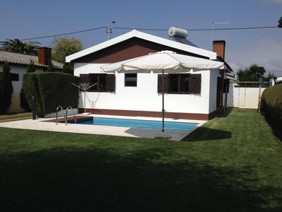 Photo for Torreira: HOUSE WITH HEATED POOL