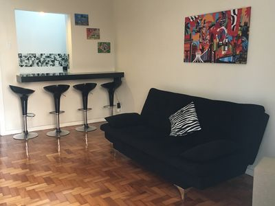 Photo for Beautiful and renovated 1 bedroom apartment in Copacabana