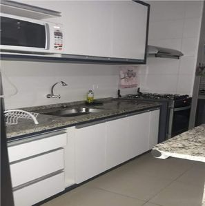 Photo for Apartment with gourmet balcony, 2 parking spaces and pool with barbecue