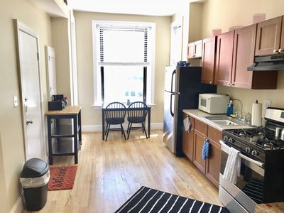 Photo for Affordable CoHi Flat Near Metro Station and Retail