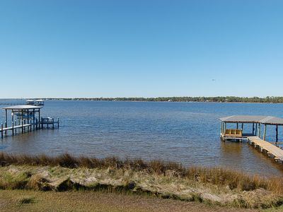 Photo for Bingham's Bayside is a pet friendly Gulf Shores Beach House Rental!