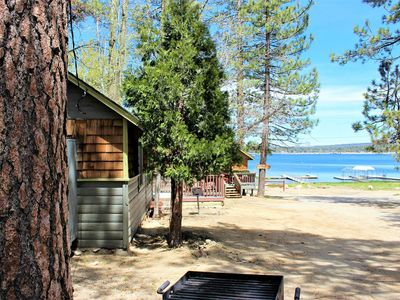 Photo for *ADORABLE COUPLE'S RESORT CABIN~Lakeview~Central~