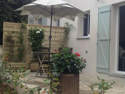 Photo for Private residence in a quiet 5 minutes from the beaches and village