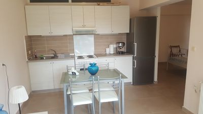 Photo for BARBATI CORFU BESSIE'S APARTMENTS -3 PERSONS