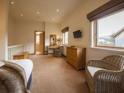 Photo for Mains of Taymouth, Kenmore ~ 5* 14 Maxwells - sleeps 2 guests  in 1 bedroom