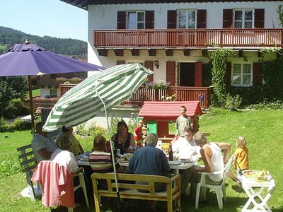 Photo for Comfort apartment with balcony in the beautiful Bavarian Forest