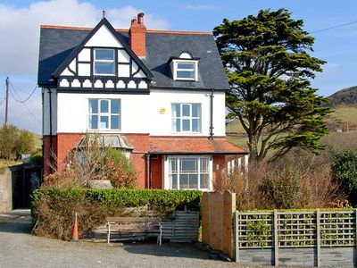 Photo for BRODAWEL HOUSE, pet friendly, with open fire in Aberdovey, Ref 2839