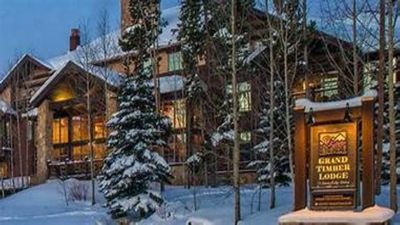 Photo for Grand Timber Lodge,  4.5-Star Resort in Breckenridge, CO.