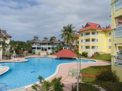 Photo for Ocho Rios luxury apartment minutes from the main town with good transport links.