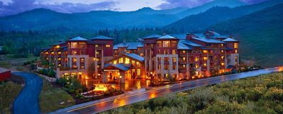 Photo for Ski-in, walk-out gorgeous unit @ the base of The Canyons -Hilton Grand Vacations
