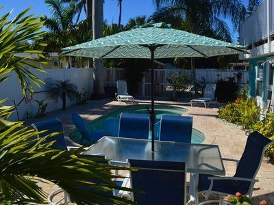 ASK ABOUT LAST MINUTE DEALS Heated Pool Close to the Beach FREE WiFi and Trolley Dog Friendly!