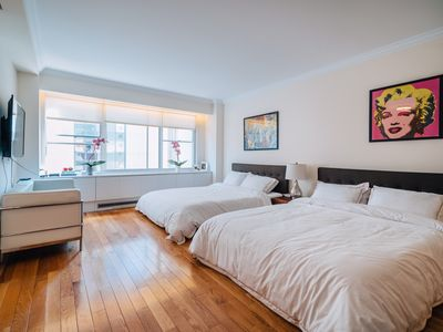 Photo for NEW APT! - CENTRAL PARK SOUTH Close by TOP TOURIST ATTRACTIONS