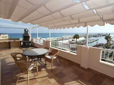 Photo for Penthouse in the port of Villajoyosa
