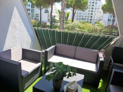 Photo for La Grande-Motte Apartment, Sleeps 3 with WiFi