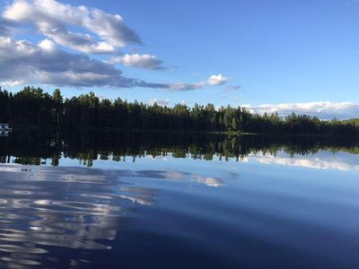 Photo for 2BR Cabin Vacation Rental in Mercer, Wisconsin