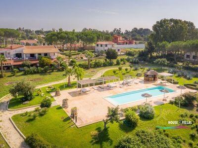 Photo for Plemmirio Holiday, with swimming pool.