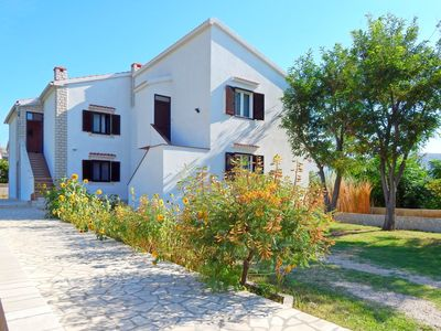 Photo for Apartments Lucija, (14762), Pag, island of Pag, Croatia