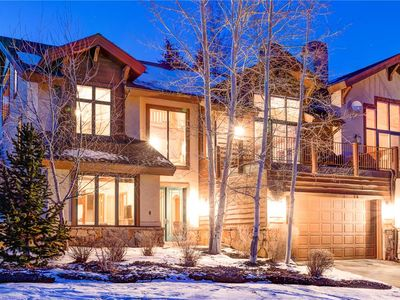 Photo for Cove #8: 4 BR / 4.5 BA townhome in Park City, Sleeps 11