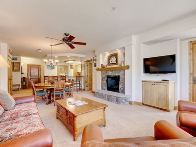 Photo for Spacious, Ski-In/Out Family Condo; Pool, Hot Tubs, Restaurants; Free Shuttle