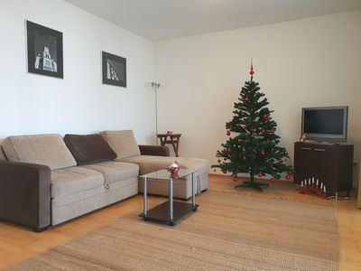 Photo for Very big, warm and luminous apartment