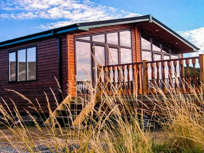 Photo for CAB 12 Luxury Cabin on Mulroy Bay in Donegal. Sleeps 8.