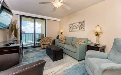 Photo for 2 Bedroom - Beach Front Balcony  ~ Phoenix I