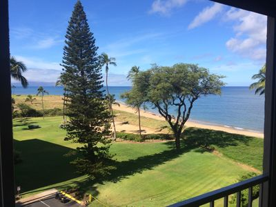 Photo for Awesome Ocean Views and Beach Out Front of this 2BD!! ( up to 25% OFF)