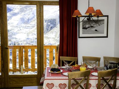 Photo for Les Chalets de Valoria *** - 2 Rooms 4/5 People