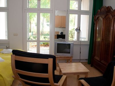 Photo for Apartment Vacation Rental in Zinnowitz (Seebad)