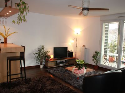 Photo for Apartment ideally located in Colmar with private parking