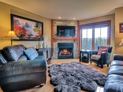 Photo for 4BR Chalet Vacation Rental in Mont-Tremblant, QC
