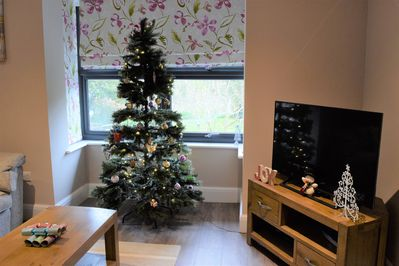 Meadow View Totland available for festive breaks