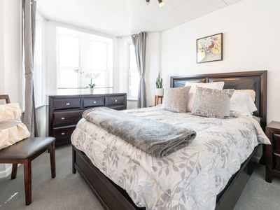Photo for Sun Suite -  Sun filled 1 bdrm with kitchenette close to NYC