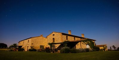 Photo for Borgo Finocchieto, 22 bd, 60-foot pool, gym, conference facility, tennis, basketball