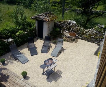 Photo for 2BR Cottage Vacation Rental in Saint-Antonin-Noble-Val, Occitanie