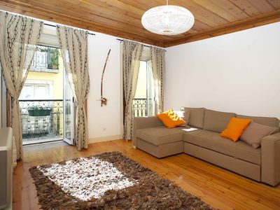 Photo for Bairro Alto/Chiado! Trendy 4 people Apartment!