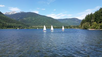 Photo for 2 BR Whistler Lakefront Condo