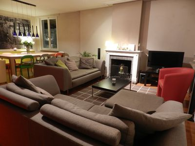 Photo for 4BR Apartment Vacation Rental in Brugge, West-Vlaanderen