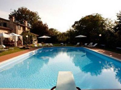 Photo for Villas of Tenuta Belgatto, 2 beautiful residences immersed in the quiet.