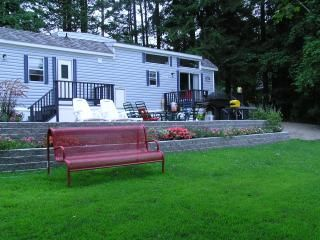 PARK HOME - May, June  & Sept.$875. wk. Full weeks ONLY July & August $1603 wk.